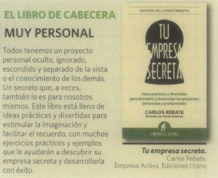 Tu empresa secreta