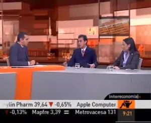 Intereconomia TV Carlos Rebate