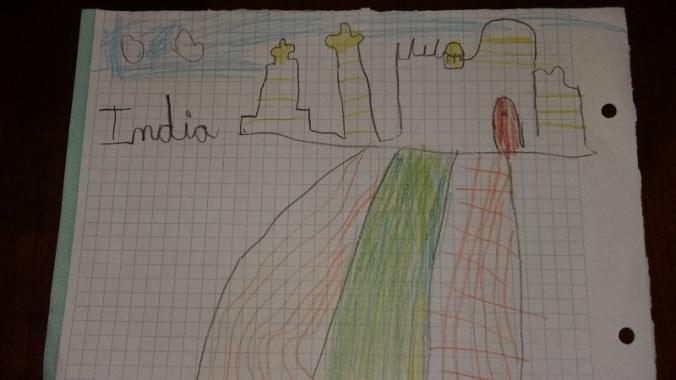 India por Lucía