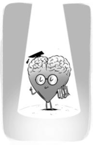 Cerebro en el corazon